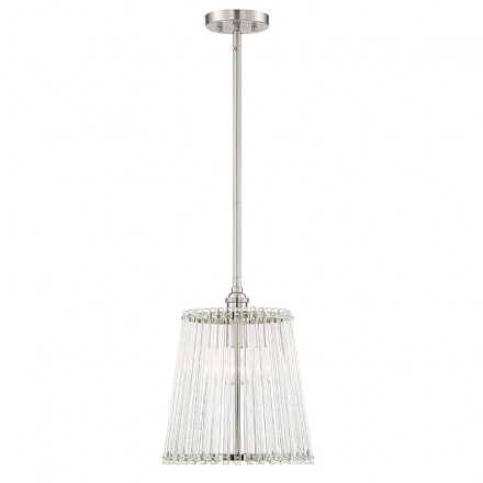 Savoy House Europe Manor 1 Light Pendant