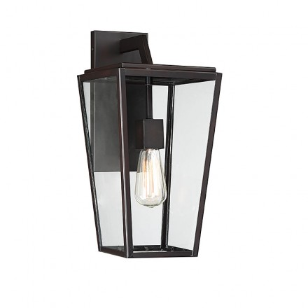 Savoy House Europe Milton 1 Light Wall Lantern