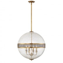 Savoy House Europe Stirling 4 Light Pendant