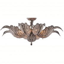 Savoy House Europe Arch 6 Light Ceiling Lamp