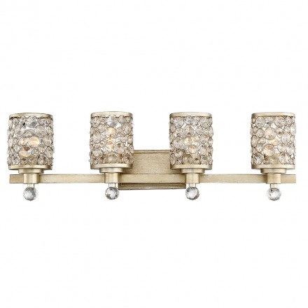 Savoy House Europe Guilford 4 Light Bath Bar