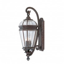 Savoy House Europe Via Fete 3 Light Wall Lamp