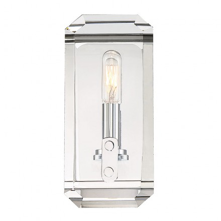 Savoy House Europe Harrow 1 Light Wall Sconce