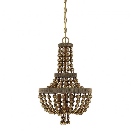 Savoy House Europe Cranford 3 Light Pendant