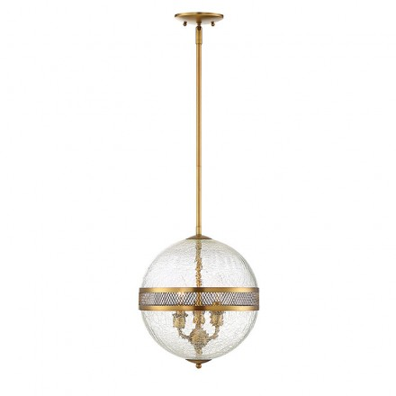 Savoy House Europe Stirling 3 Light Pendant
