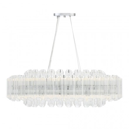 Savoy House Europe Marquette 20 Light Chandelier