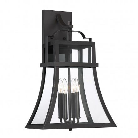 Savoy House Europe Avon 4 Light Exterior Wall Lantern
