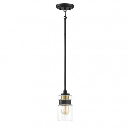 Savoy House Europe Colfax 1 Light Mini Pendant