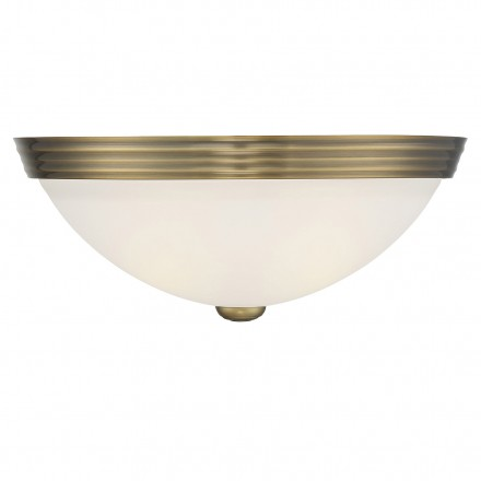 Savoy House Europe 2 Light Flush Mount