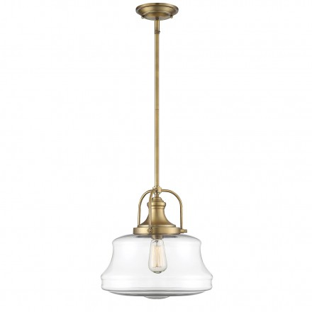 Savoy House Europe Garvey 1 Light Pendant