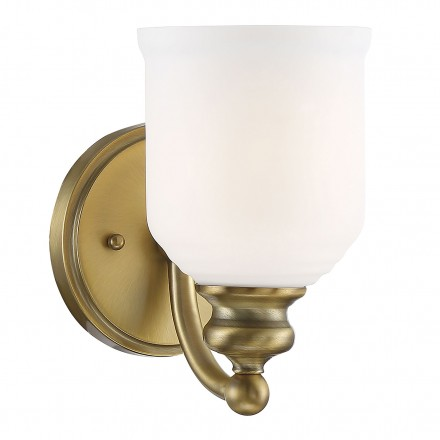 Savoy House Europe Melrose 1 Light Sconce