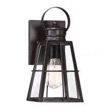 Savoy House Europe Quincy 1 Light Exterior Wall Lantern