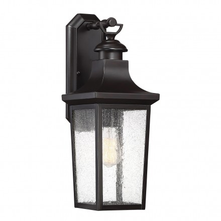 Savoy House Europe Randolph 1 Light Exterior Wall Lantern