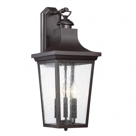 Savoy House Europe Randolph 3 Light Exterior Wall Lantern