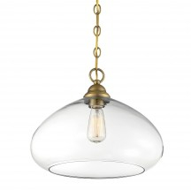 Savoy House Europe Shane 1 Light Pendant