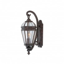 Savoy House Europe Via Fete 1 Light Wall Lamp