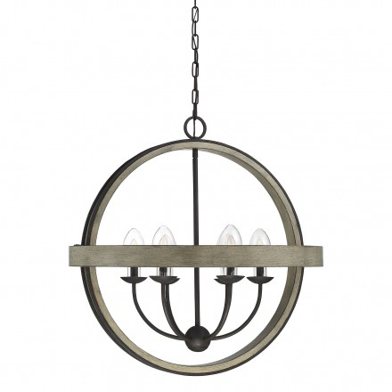 Savoy House Europe Westport 6 Light Outdoor Pendant