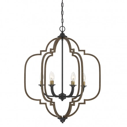 Savoy House Europe Westwood 6 Light Chandelier
