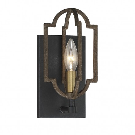 Savoy House Europe Westwood 1 Light Wall Sconce