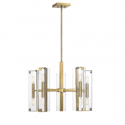 Savoy House Europe Winfield 10 Light Chandelier
