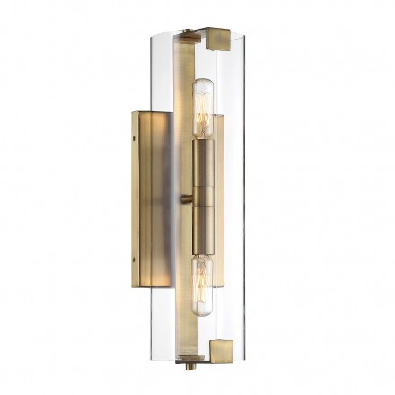 Savoy House Europe Winfield 2 Light Wall Sconce