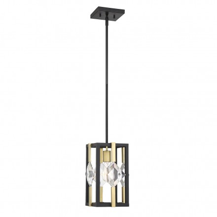 Savoy House Europe Lowell 1 Light Mini Pendant