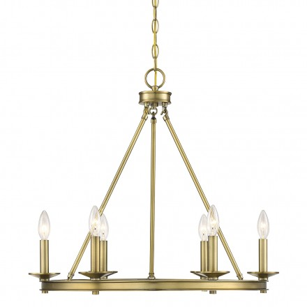 Savoy House Europe Middleton 6 Light Chandelier
