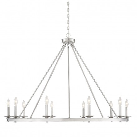 Savoy House Europe Middleton 10 Light Chandelier