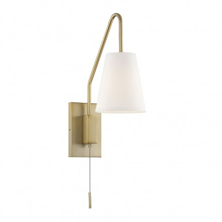 Savoy House Europe Owen 1 Light Adjustable Wall Sconce