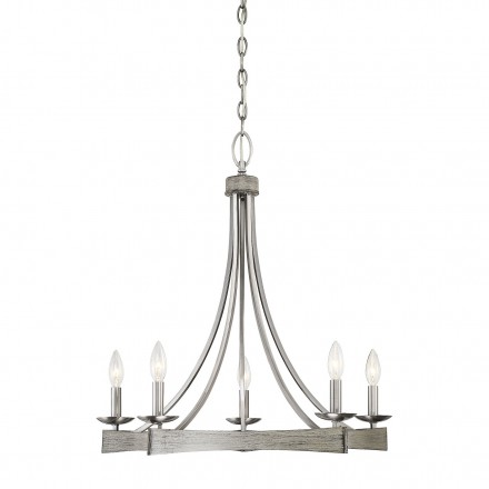 Savoy House Europe Brookline 5 Light Chandelier