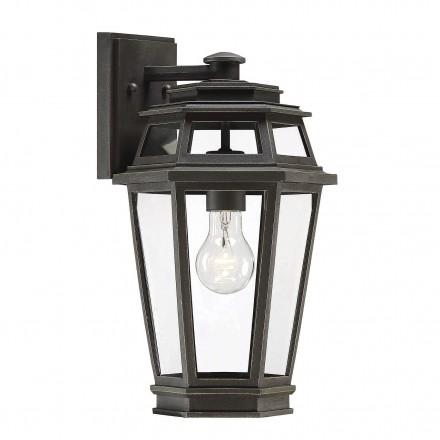 Savoy House Europe Holbrook 1 Light Medium Outdoor Wall Lantern