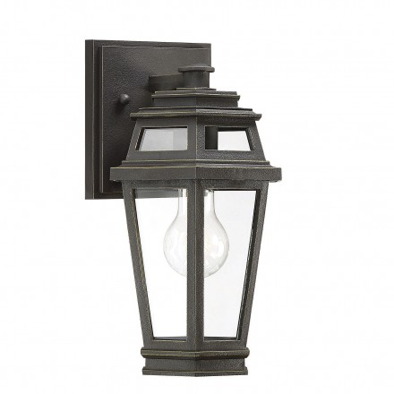 Savoy House Europe Holbrook 1 Light Small Outdoor Wall Lantern