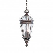 Savoy House Europe Via Fete 3 Light Hanging Lamp