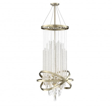 Savoy House Europe Mannheim 9 Light Chandelier