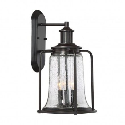 Savoy House Europe Tacoma 3 Light Outdoor Wall Lantern