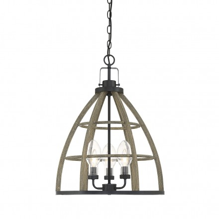 Savoy House Europe Luisa 3 Light Outdoor Pendant
