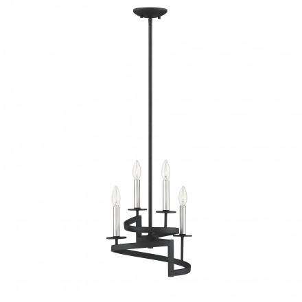 Savoy House Europe Monteray 4 Light Pendant