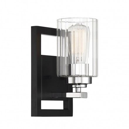 Savoy House Europe Redmond 1 Light Wall Sconce