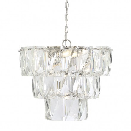 Savoy House Europe Turner 7 Light Chandelier