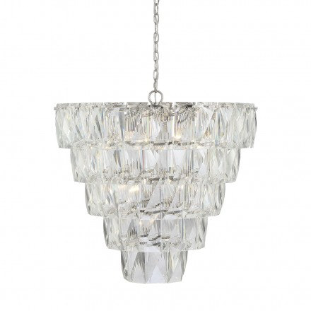Savoy House Europe Turner 10 Light Chandelier