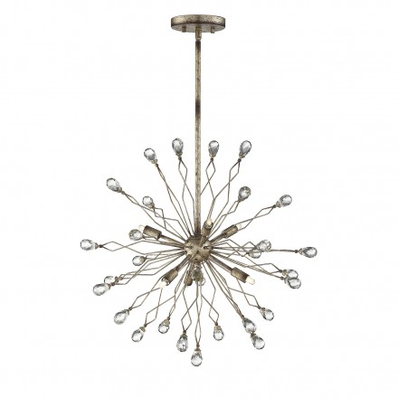 Savoy House Europe Kingston 6 Light Pendant