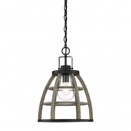 Savoy House Europe Luisa 1 Light Outdoor Pendant