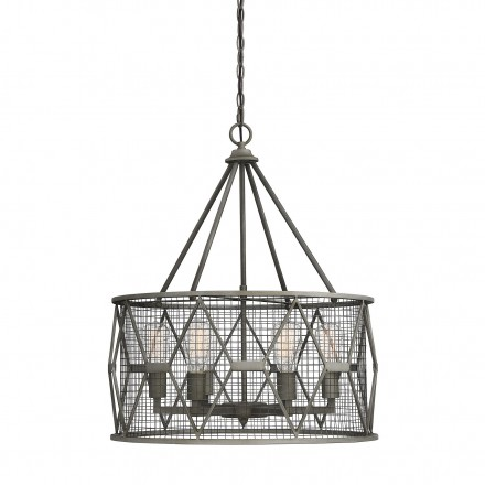 Savoy House Europe Arbor 6 Light Pendant