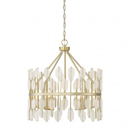 Savoy House Europe Royale 5 Light Pendant