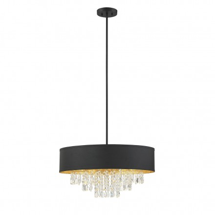 Savoy House Europe Sparkler 6 Light Pendant