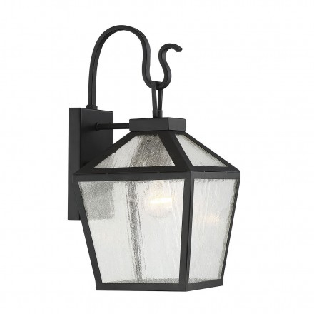 Savoy House Europe Woodstock 1 Light Outdoor Wall Lantern