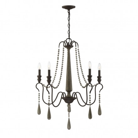 Savoy House Europe Kenwood 5 Light Chandelier