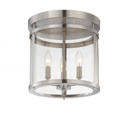 Savoy House Europe Penrose 3 Light Semi-Flush