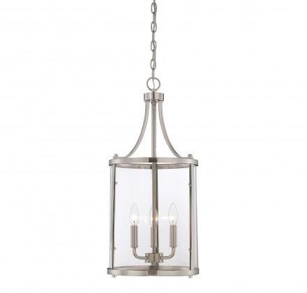 Savoy House Europe Penrose 3 Light Small Foyer Lantern