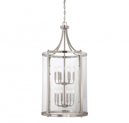 Savoy House Europe Penrose 12 Light Large Foyer Lantern